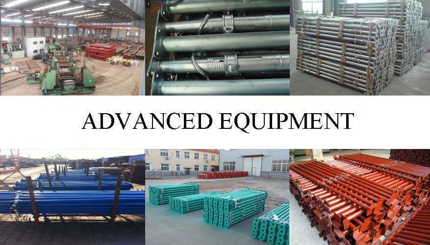 Equipment of Scaffolding Prop Supplier in Turkey wholesale