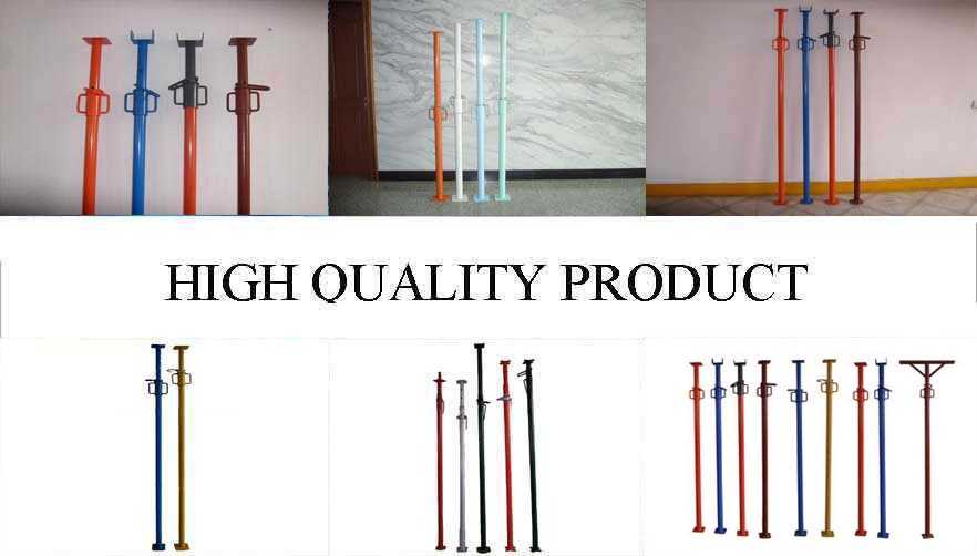 High quality product of Scaffolding Prop Maufacturer in East Tinor