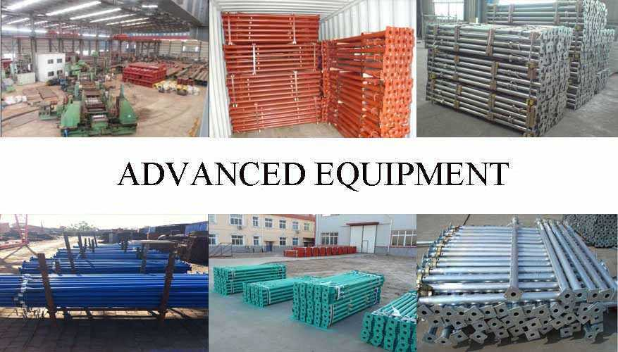 Equipment of Scaffolding Prop Maufacturer in East Tinor