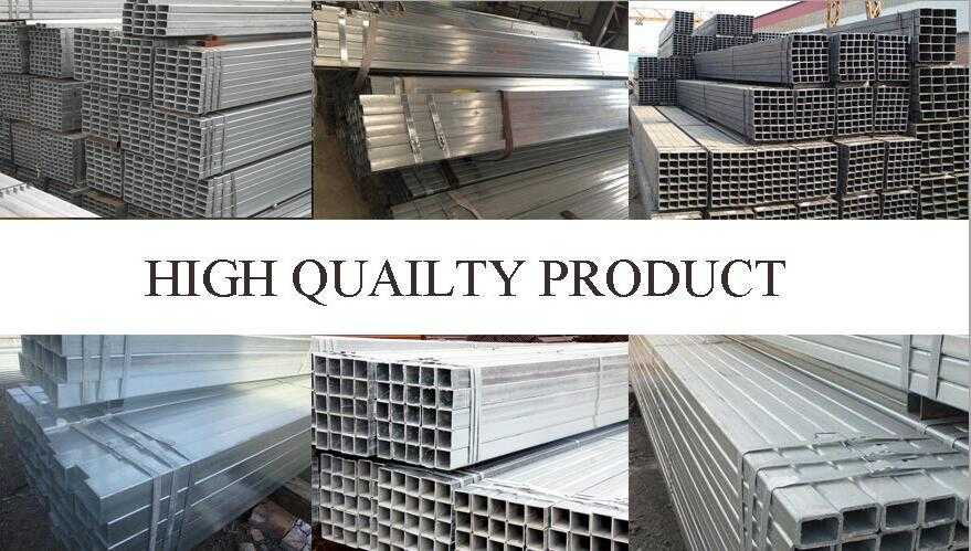 High quality product of High quality Steel Tube Manufaturer In China