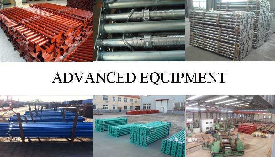 Equipment of Scaffolding Prop Manufacturer in Cambodia with best price