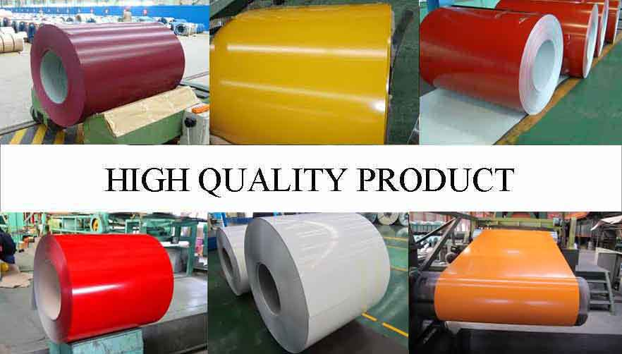 HIGH QUALITY PRODUCT OF Z90  PPG Steel Coil Supplier in Uganda