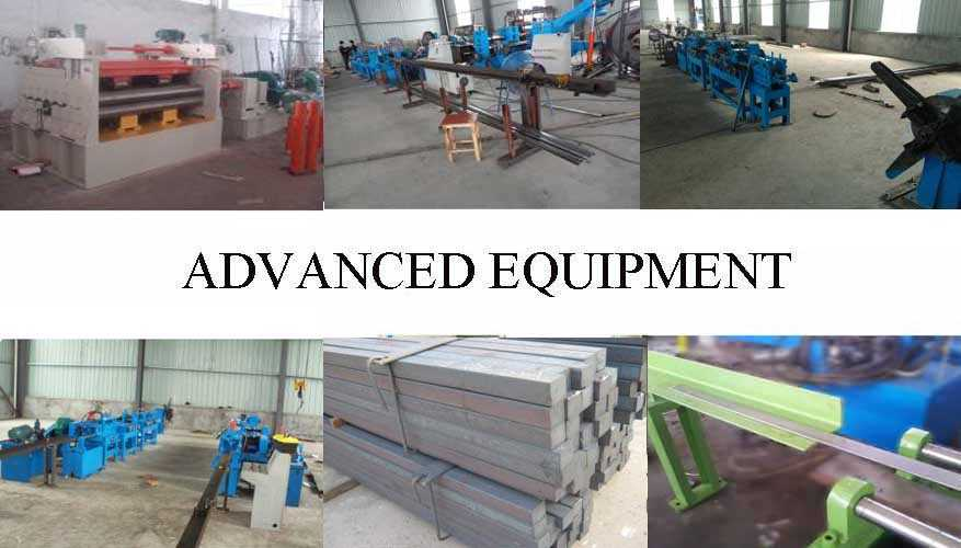 Equipment of Flat Bar manufacturer in Vietnam with best price