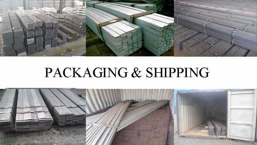 Packaging & Shipping of Flat Bar manufacturer in Vietnam with best price