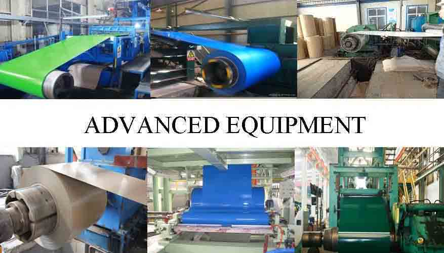 Advance Equipment Of High quality PPGI Steel Coil Supplier  in Madagascar