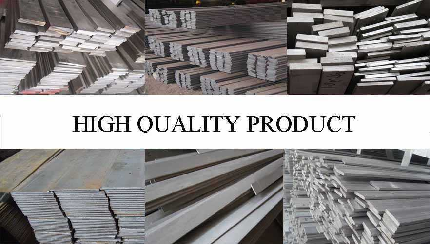 High quality product of Flat Bar manufacturer in Thailand  with best price