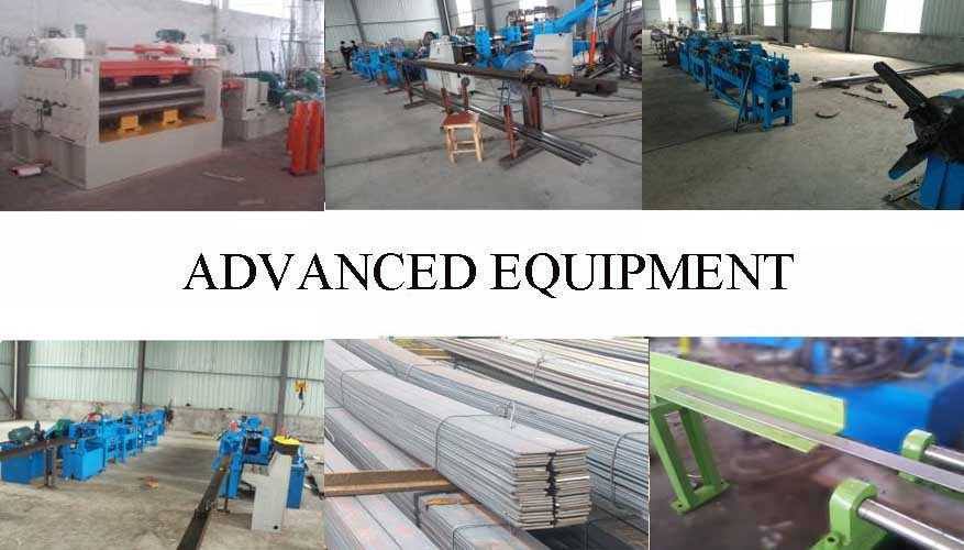 Equipment of Flat Bar manufacturer in Thailand  with best price