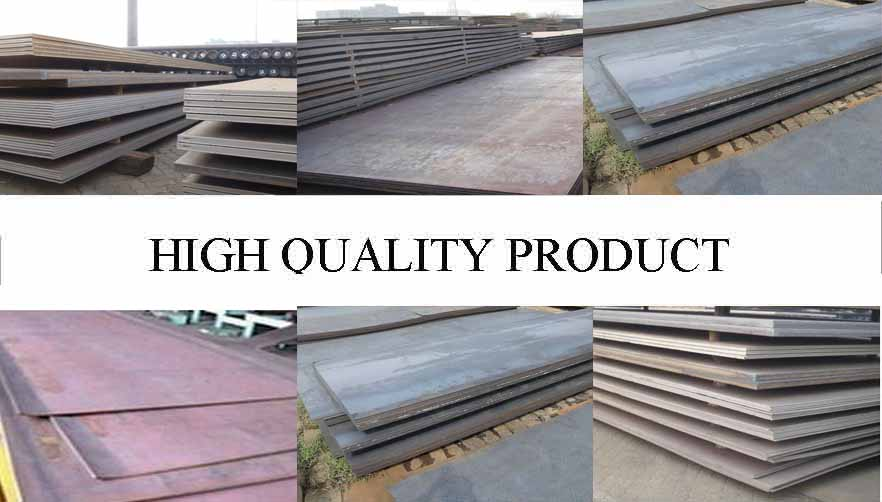 High qualty product of Hot sale Steel Plate supplier in Brunei