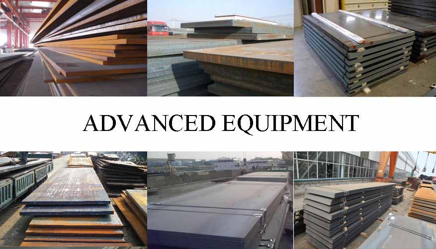 Equipment of Hot sale Steel Plate supplier in Brunei
