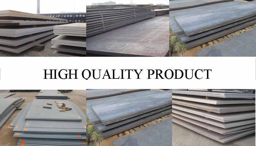 High quality product of Hot sale Steel Plate supplier in Myanmar