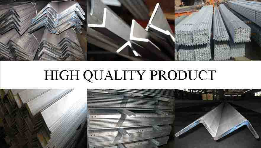 High Quality Product Of ASTM A36 Angle Bar Supplier in kenya