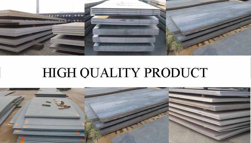High quality product of Steel plate manufacturer in Indonesia with good quality