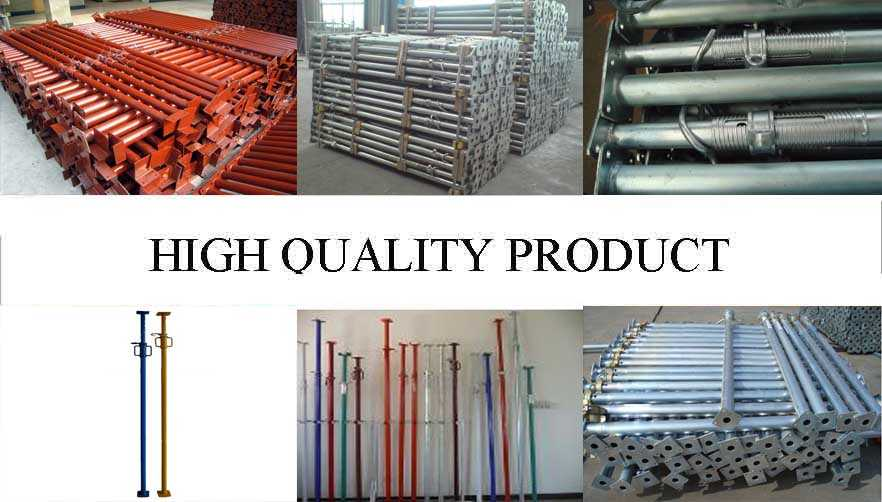 High quality product of Scaffolding Prop Supplier in East Tinor with best pricce