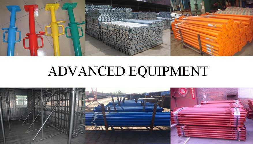 Equipment of Scaffolding Prop Supplier in East Tinor with best pricce