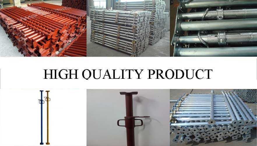 High quality product of Scaffolding prop supplier in Cambodia with the best price