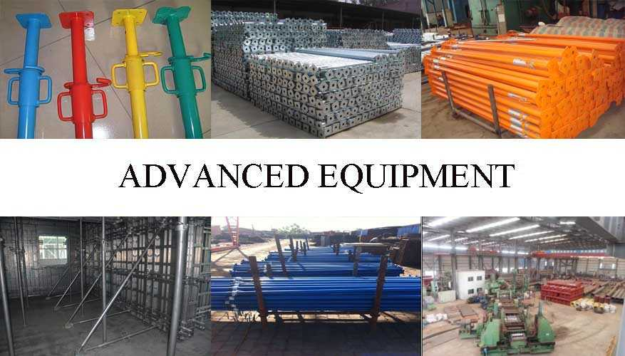 Equipment of Scaffolding prop supplier in Cambodia with the best price