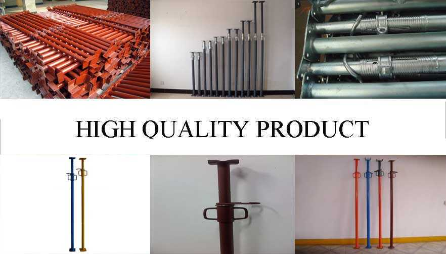 High quality product of Scaffolding prop manufacturer in Malaysia with good quality