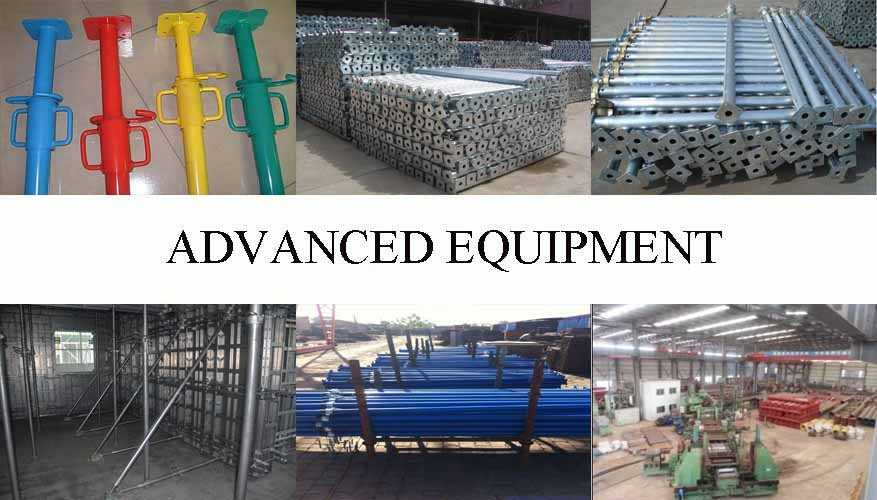 Equipment of Scaffolding prop manufacturer in Malaysia with good quality