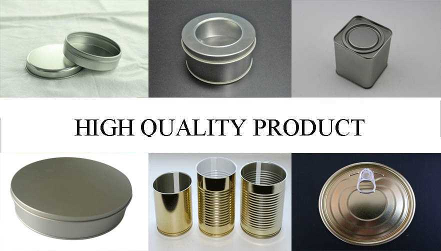 High quality product of Tinplate supplier in Uganda with best price