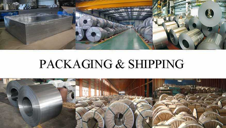 Packaging & Shipping of High quality Tinplate supplier in Ethiopia