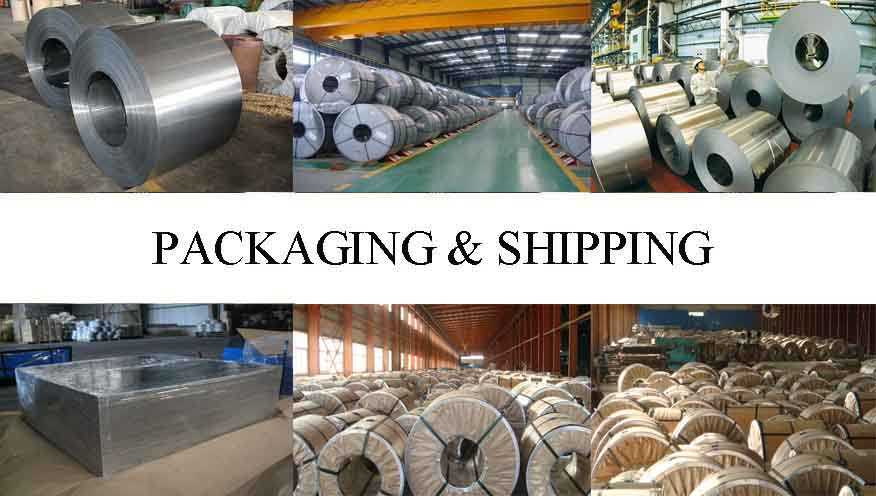 Packaging & Shipping of Tinplate supplier in Thailand with good quality