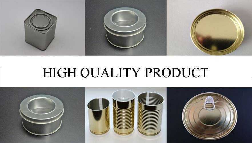 High quality product of Tinplate manufacturer in Philippines