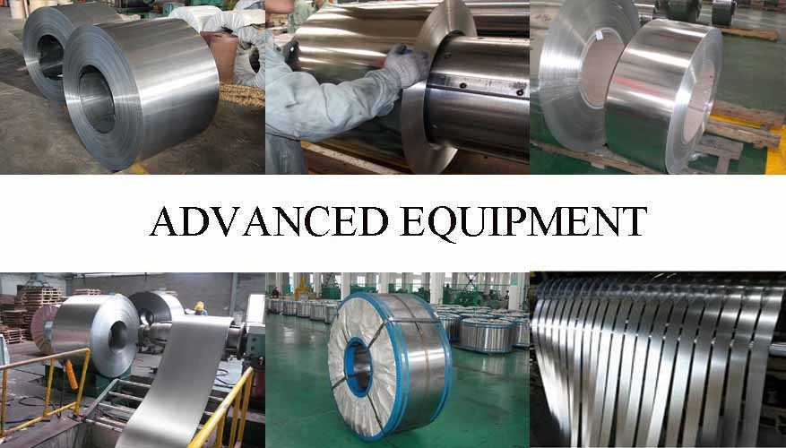 Equipment of Tinplate manufacturer in Philippines