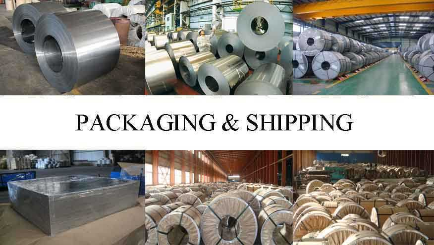 Packaging & Shipping of Tinplate manufacturer in Philippines