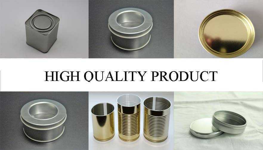 High quality product of Tinplate mamufacturer in Malaysia