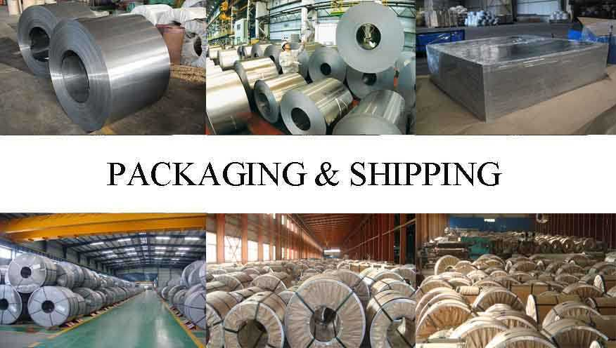 Packaging & Shipping of Tinplate mamufacturer in Malaysia