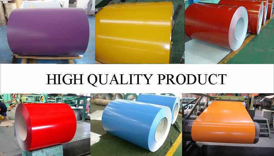 High Quality Product Of High quality PPGL Steel Coil Manufacturer  in Rwanda