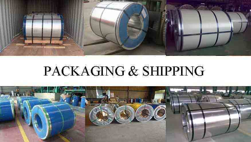 Packaging And Shipping Of High quality PPGL Steel Coil Manufacturer in Rwanda