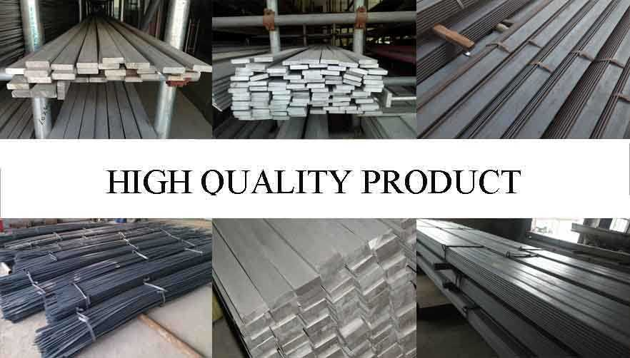 High quality product of Flat Bar supplier in Myanmar