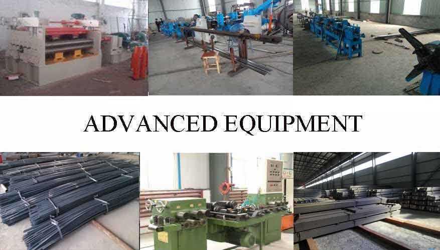 Equipment of Flat Bar supplier in Myanmar