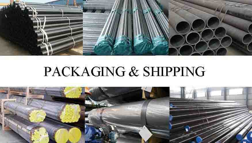 Packaging And Shipping Of ASTM A106 Seamless Steel Pipe Manufacturer in Iran