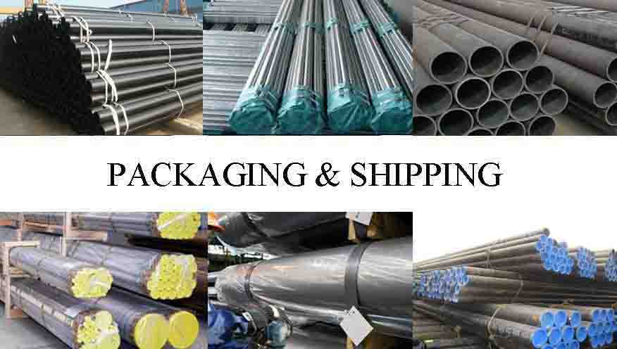 Packaging And Shipping Of API5L Seamless Steel Pipe Manufacturer in Iran