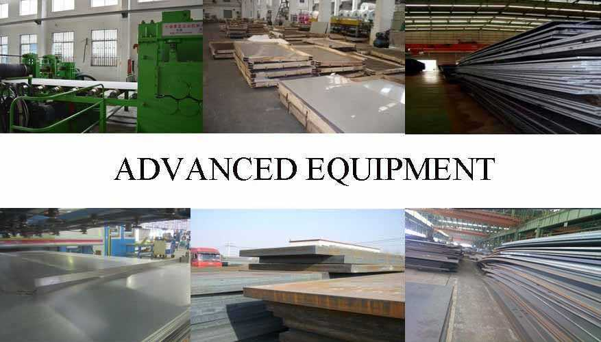 Equipemnt of Steel Plate supplier in Indonesia