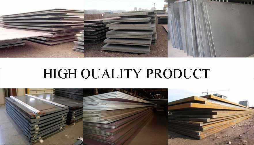 High quality product of Q215 Q235 Steel Plate supplier