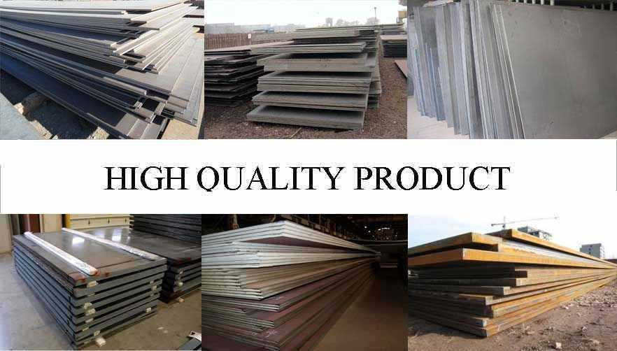 High quality product of Steel Plate manufacturer in East Tinor