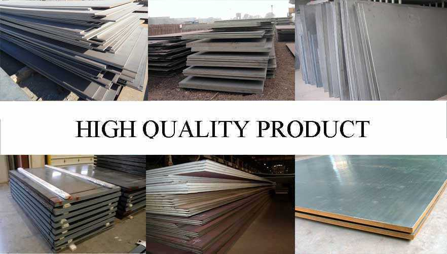 High quality product of a36 Steel Plate manufacturer
