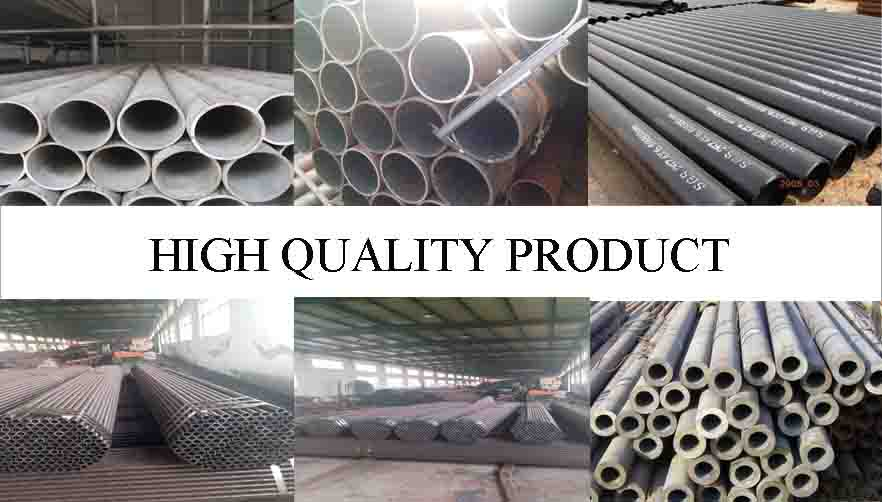 High Quality Product Of ASTM A 53 Seamless Steel Pipe Supplier in Tanzania