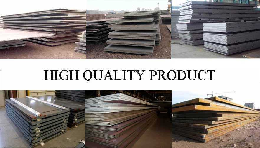 High quality product of Steel Sheet supplier in Vietnam