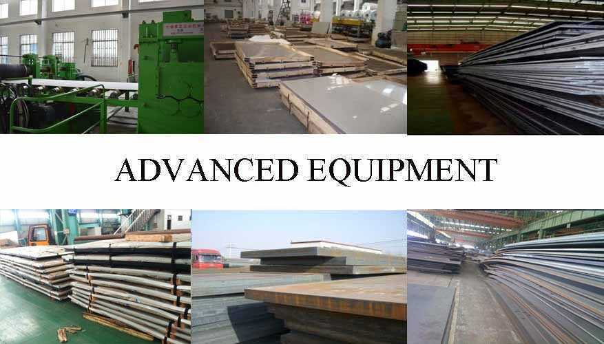 Equipment of Steel Sheet supplier in Vietnam