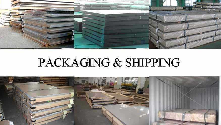 Packaging & Shipping of Steel Sheet supplier in Vietnam