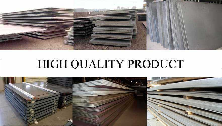 High quality product of Q215 Q235 Steel sheet supplier