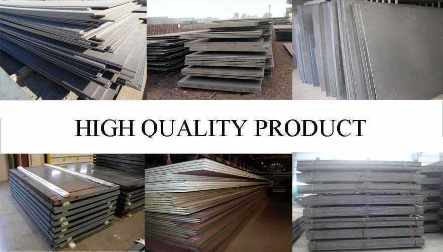 High quality product of DIN Steel Sheet Manufacturer