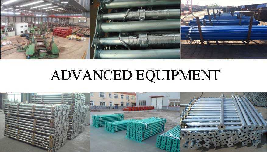 Equipment of Scaffolding Prop Supplier in Philippines