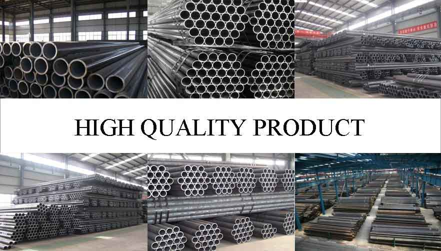 High quality product of API 5L Seamless Pipe made in china