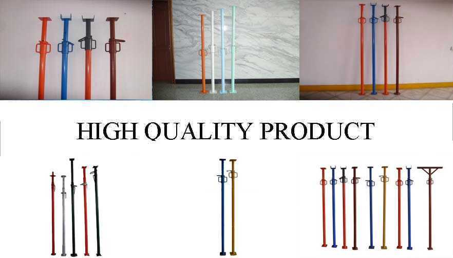 High quality product of Scaffolding prop supplier in Singapore