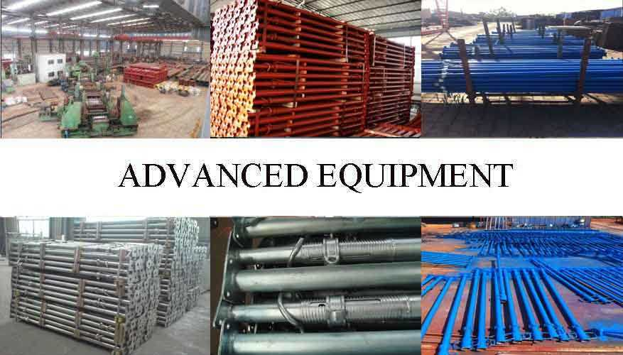 Equipment of Scaffolding prop supplier in Thailand